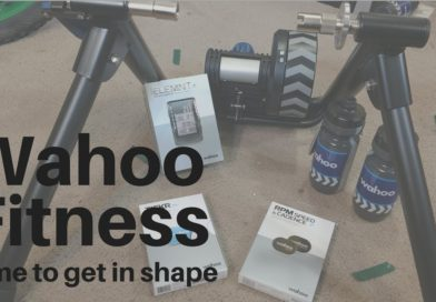 Time to get in shape | Wahoo Fitness Unboxing | Kickr Snap and Elemnt