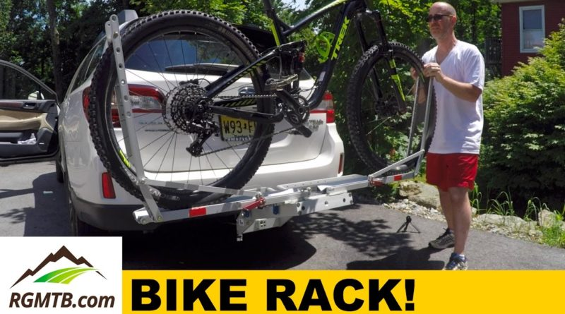 Hitch Bike Rack 1UP USA MTB Cycling