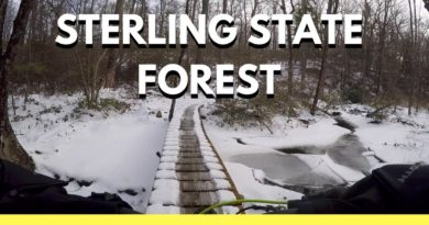 Fatbike Snow MeetUp Ride with Jordan Byron | Sterling Forest State Park