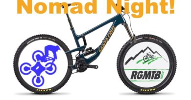 It's Santa Cruz Nomad Night with MLC Adventures